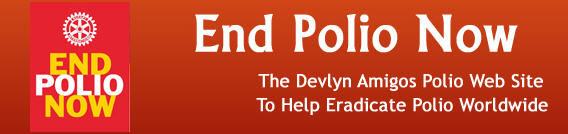 End Polio Now Web Site